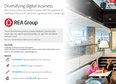 Diversifying Digital Business : Case Study REA Group