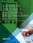 5 Steps to creating a successful BYOD Program