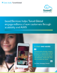 base2Services helps Tuned Global engage millions of new customers through scalability and AWS