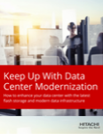 Keep Up With Data Center Modernization