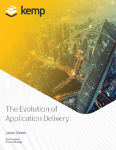 The Evolution of Application Delivery